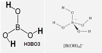 Welcome to ChemZipper !!: BORIC ACID (H3BO3)