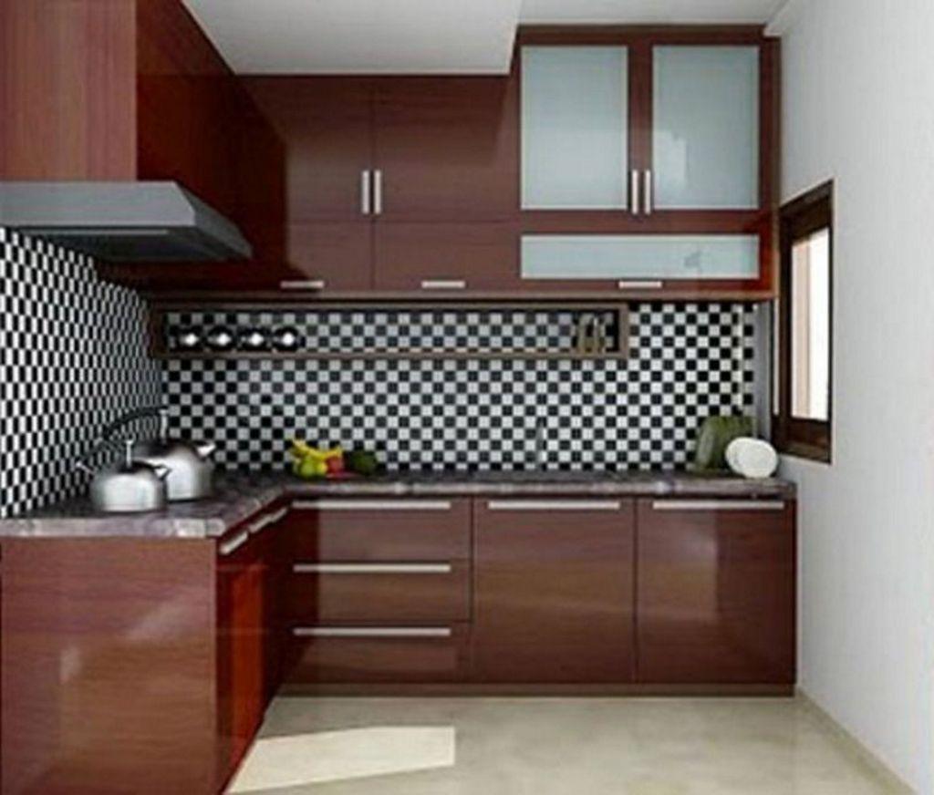 Penataan Desain Interior Dapur Bentuk L Idaman