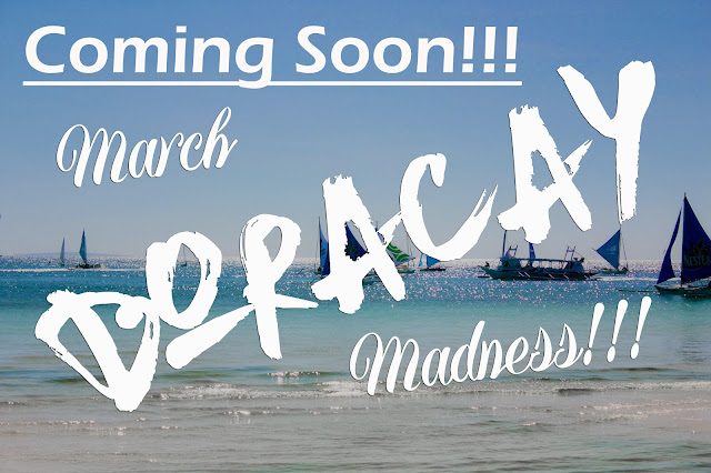 Get Ready for Boracay