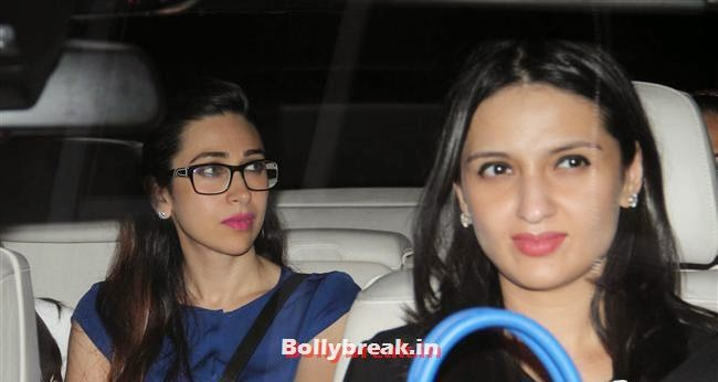 KArishma KApoor, Alia Bhatt, Sonakshi Sinha at Special Screening of 2 States
