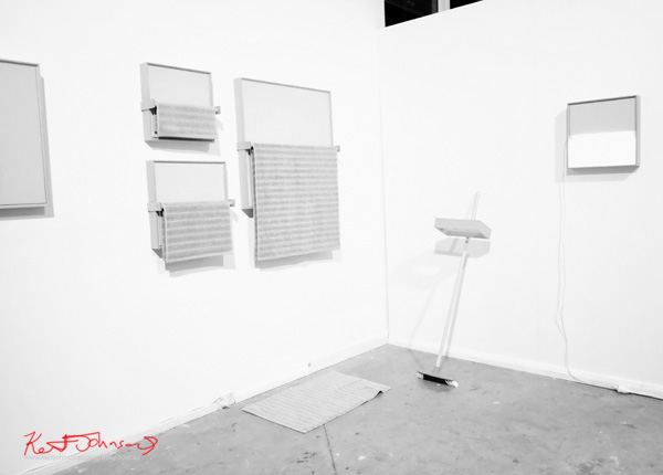Art that Does installation shot. Photography by Kent Johnson.