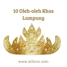 10 Oleh-oleh Khas Lampung