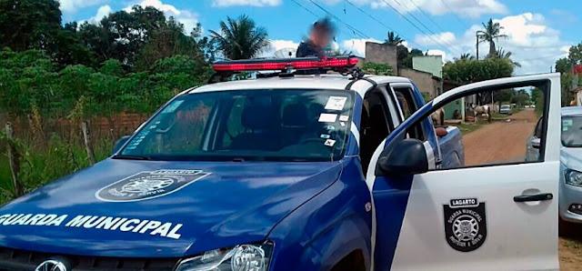 Homem é preso em Lagarto após invadi residência e ameaçar a ex-companheira