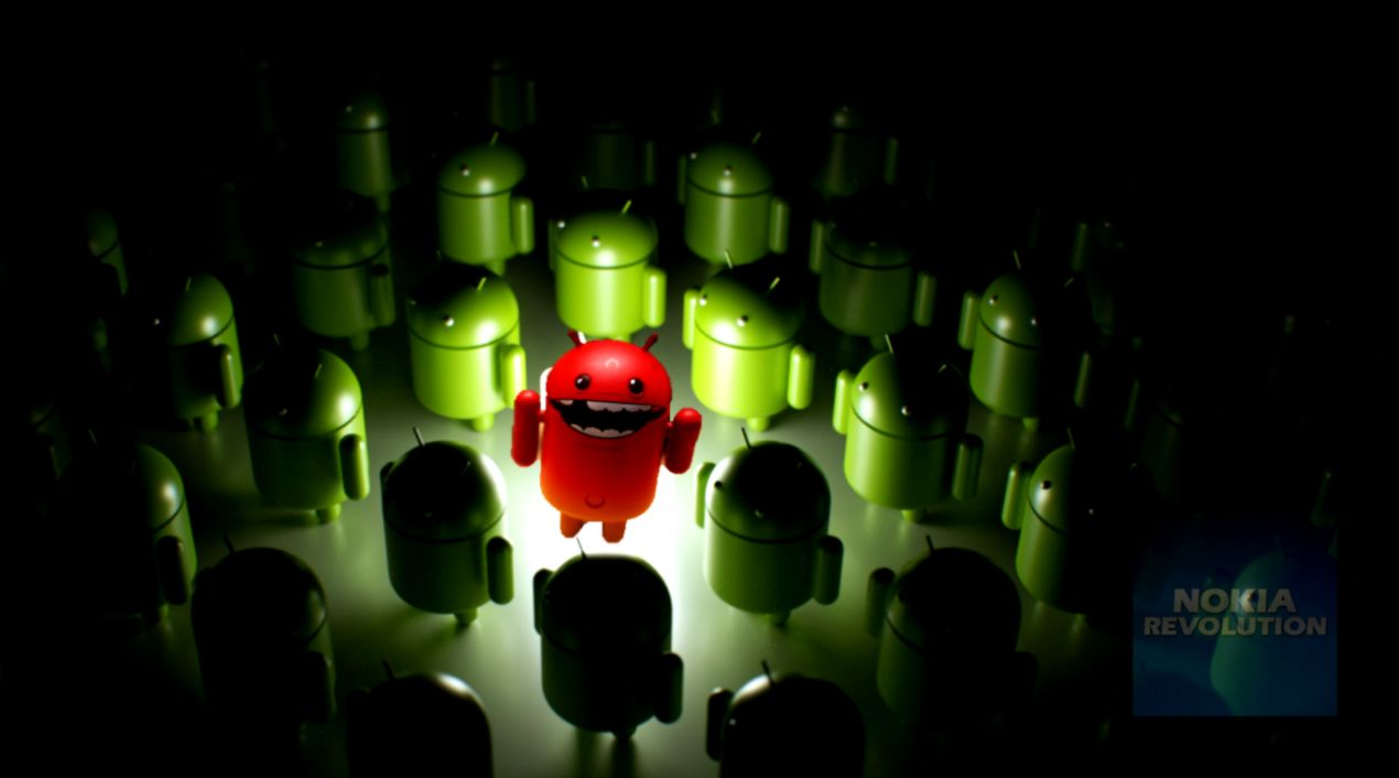 Android Wallpaper Virus Wallpapers No Limit