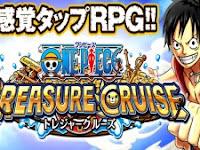 Download ONE PIECE TREASURE CRUISE MOD APK 5.1.1 Terbaru