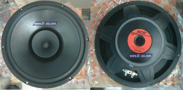 Harga ACR 12 Black 1230 - www.divaizz.com