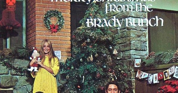 Brady Bunch Christmas.John Guerin Discography The Brady Bunch Merry Christmas