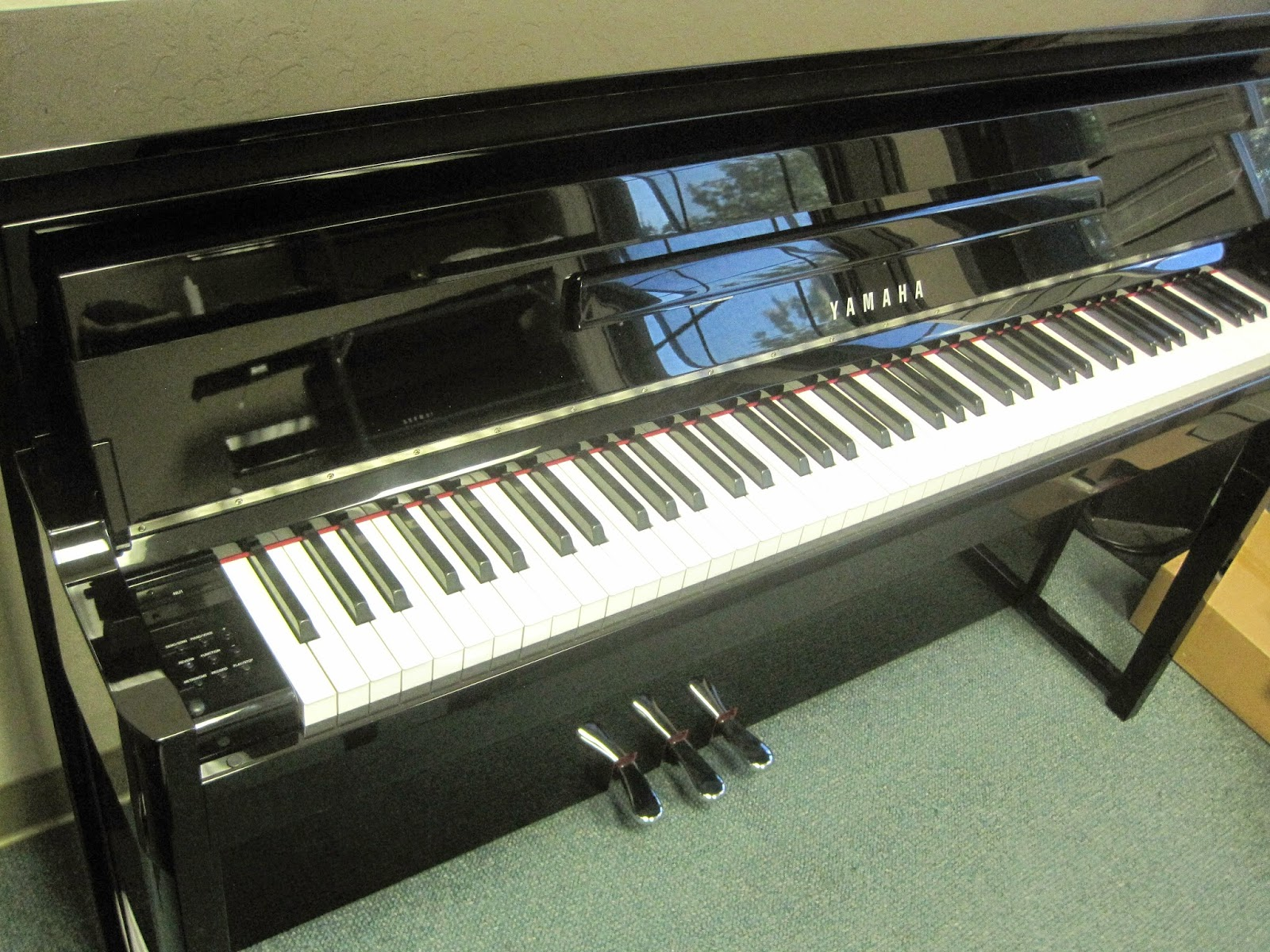 Az piano reviews review yamaha nu1 digital piano for How to repair yamaha keyboard