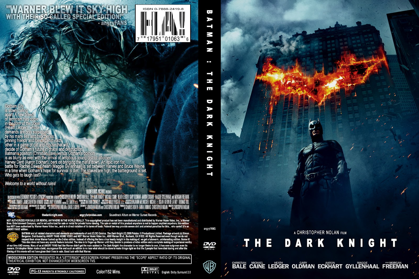 Dark Dvd