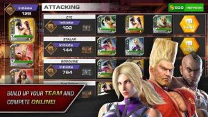 Game TEKKEN Android