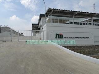 Informasi Lowongan Kerja Terbaru di PT. Matsumoto Industries Indonesia - Operator Produksi