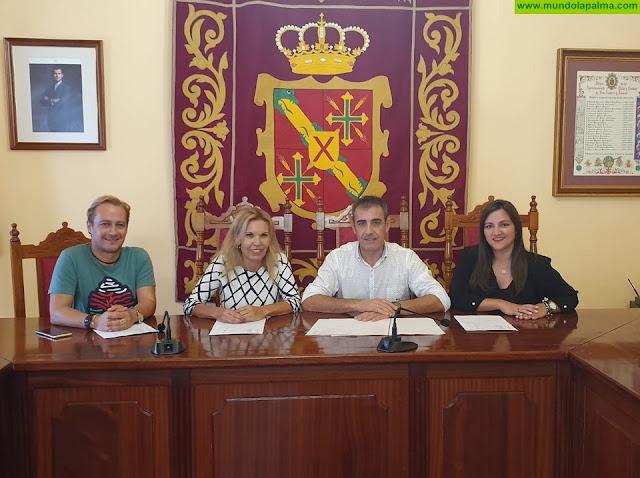 La Directora General de Centros, Infraestructuras y Promoción Educativa evalúa las necesidades de los centros de San Andrés y Sauces