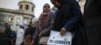 Islam, ISIS, Daesh, ONG, Belgica, Bruselas, Policia, Odio,