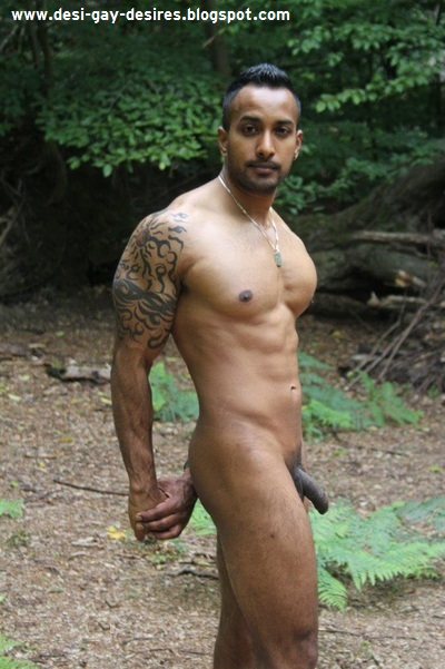 Desi Gay Desires Jungle Mard  3-3907