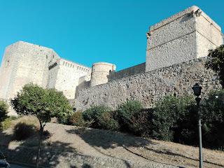 foto del castillo de Sanlúcar