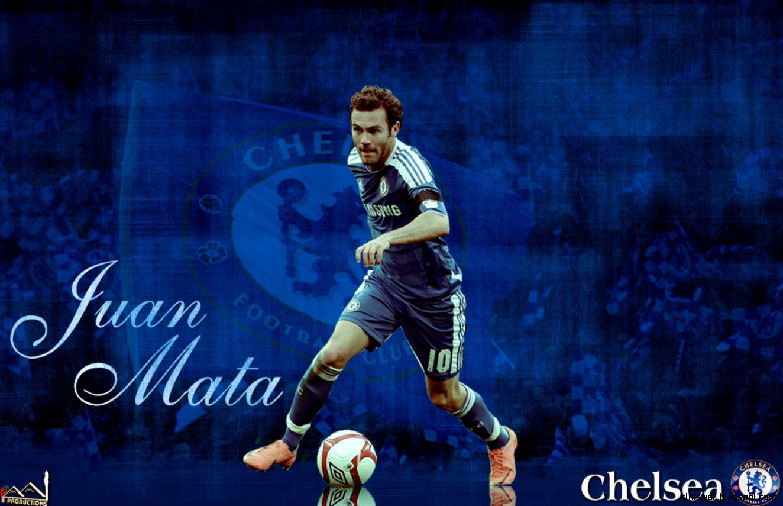 Soccer Playerz Hd Wallpapers Juan Mata Latest Hd