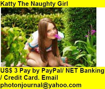 Katty The Naughty Girl