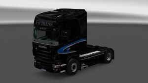Scania RJL FH Trans Skin
