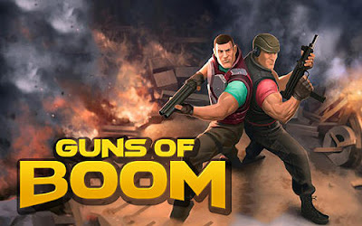 Guns of Boom Apk for Android Latest Version