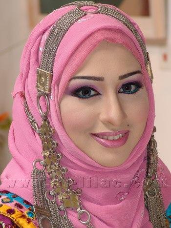 Most Beautiful Saudi Women