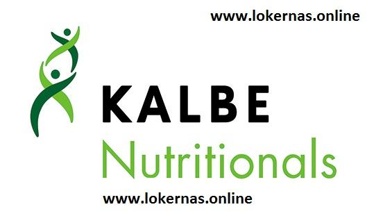 Informasi Lowongan Kerja PT Kalbe Nutritionals Cikampek Karawang (Lulusan SMA/SMK/Setara)
