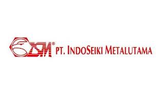 Lowongan Kerja Terbaru D3/S1 Staff PT Indoseiki Metal Utama Jatake Tangerang