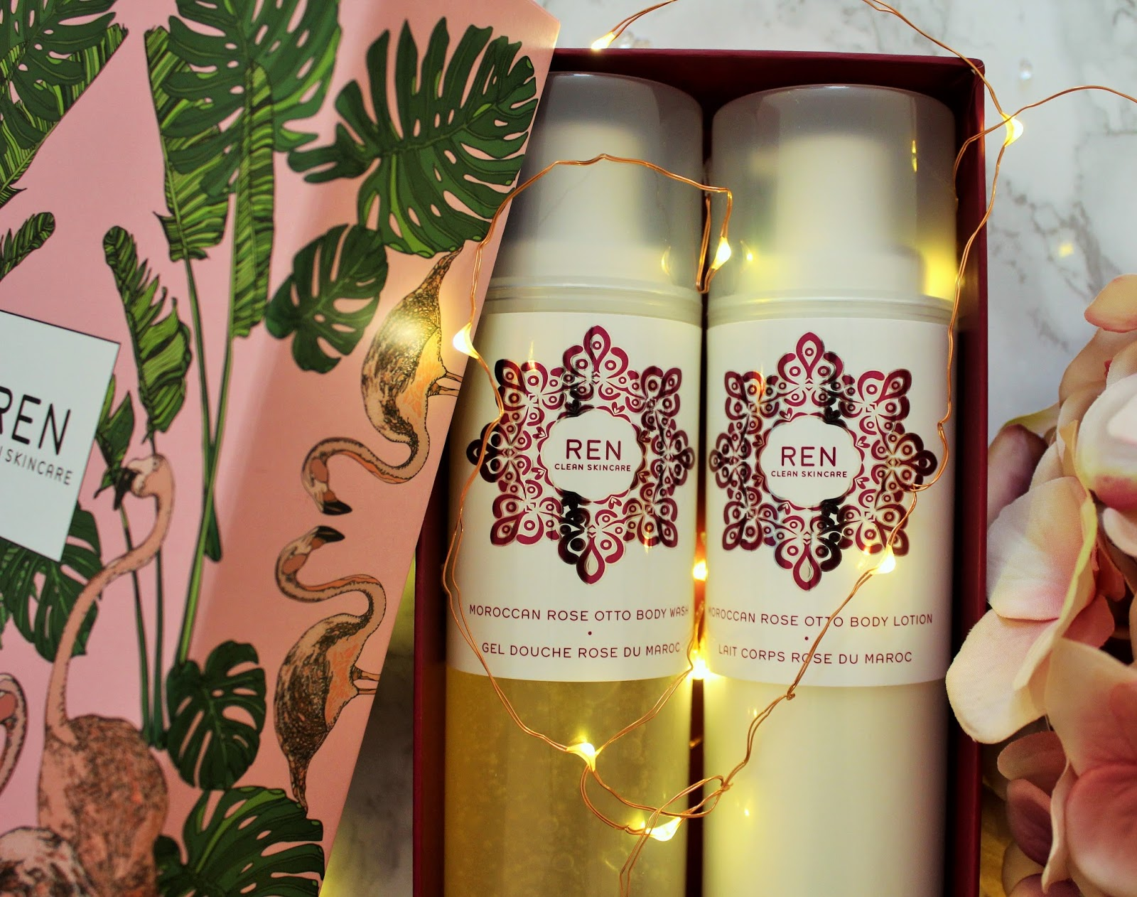 New In From Ren Clean Skincare - & Now To Sleep Pillow Spray Plus Christmas 2017 Gifts - 1