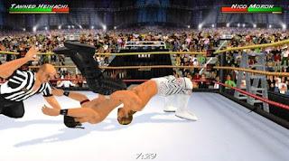 Wrestling Revolution 3D Mod Apk 3