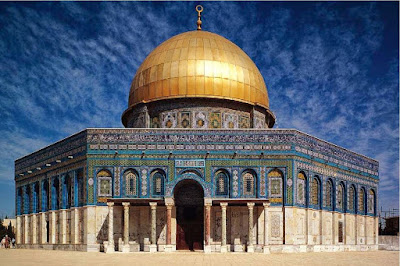 Masjid Dome Of The Rock