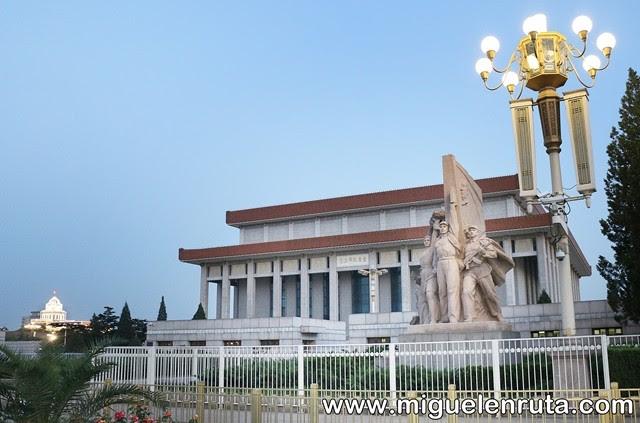 Mausoleo-Mao-Zedong