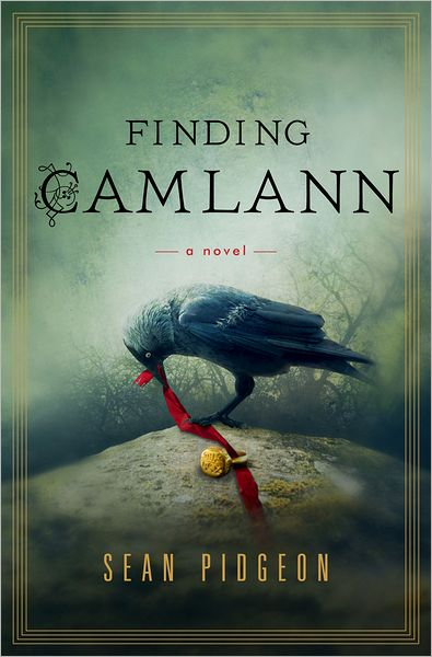 Interview with Sean Pidgeon, author of Finding Camlann - January 15, 2013