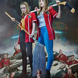 Poster Yoga Hosers 2016