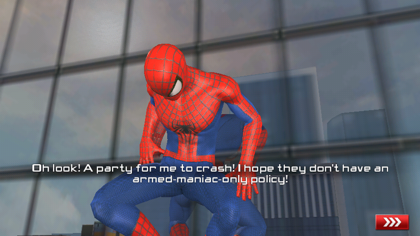 Androgamer: The Amazing Spiderman 2 Apk+Data