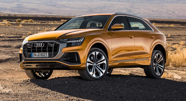 Audi, Audi Q8, New Cars, Prices