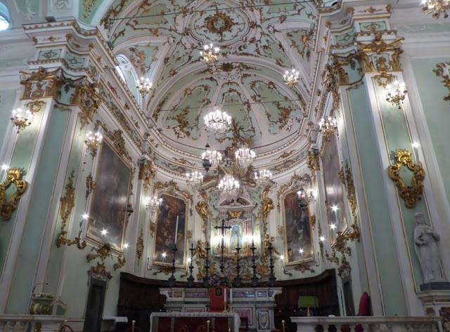 altare maggiore duomo di Pontremoli