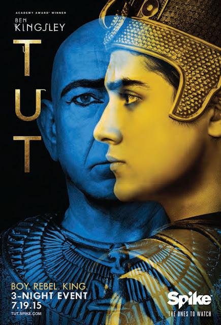 Tut (2015-) Mini-Series ταινιες online seires oipeirates greek subs