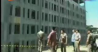 Pol PP Hentikan Pembangunan Hotel 6 lantai