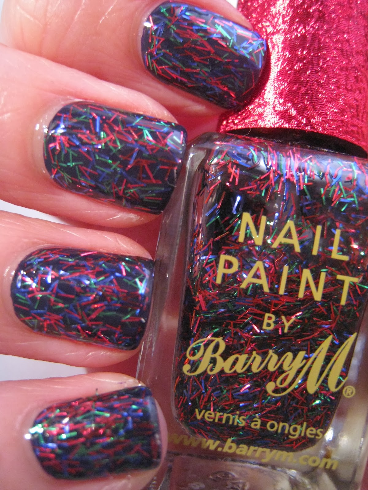 Naily Perfect Barry M Boots Special Edition Polish Bar
