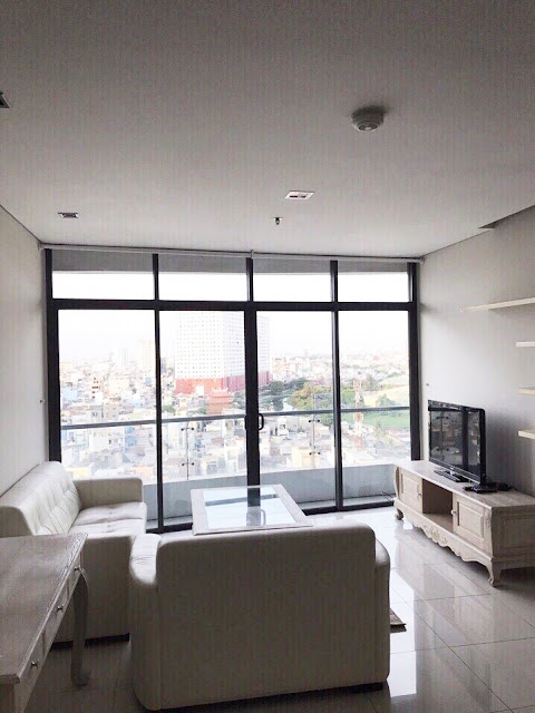 1 Bedroom Apartment for rent in City Garden 950 USD/month fully furniture