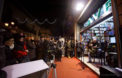 lorenzo praticò-libreria nuova AVE-Reggio Calabria- ph-Marco Costantino-la santa furiosa