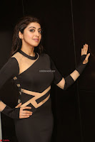 Pranitha Subhash in a skin tight backless brown gown at 64th Jio Filmfare Awards South ~  Exclusive 145.JPG
