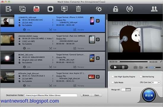 MacX Video Converter Pro image