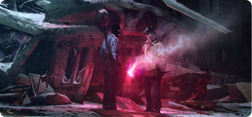 Last of Us Concept Art