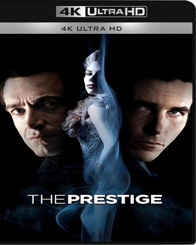 The Prestige [2006] [UHD] [2160p] [Latino – Castellano]