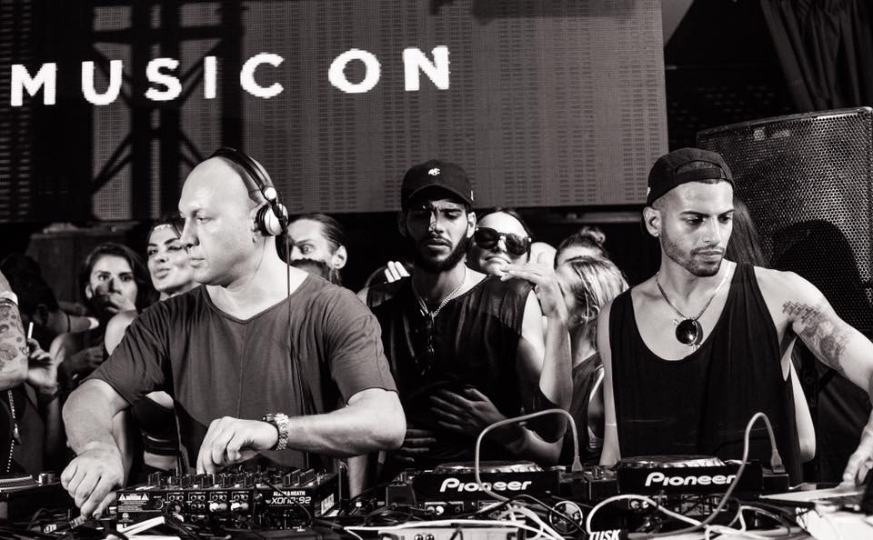 Marco Carola and The Martinez Brothers will Play a 24-Hour