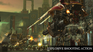 Warhammer 40,000 Freeblade MOD APK v5.4.0 for Android HACK Terbaru 2018