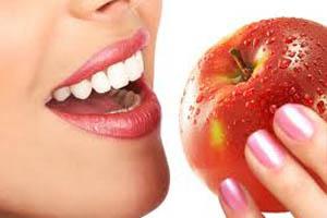 Manzanas - Frutas para diabeticos