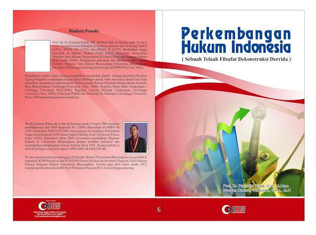 Buku Perkembangan Hukum Indonesia