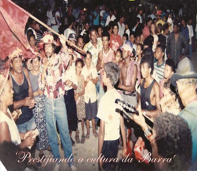 A tradição da Folia de Reis está acabando em Barra