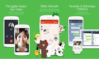 LINE Free Calls & Messages 6.5.1 APK Versi Terbaru